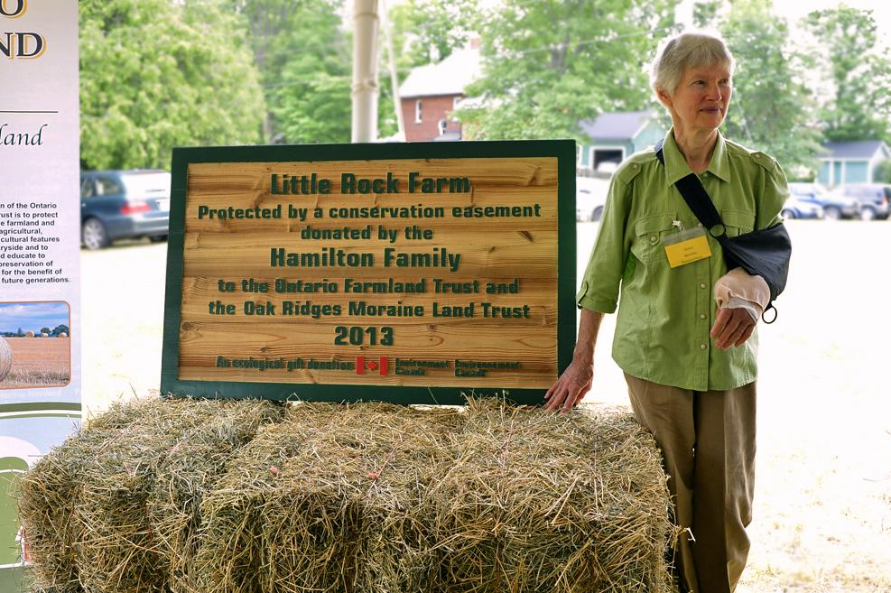 Little Rock Farm Ontario Farmland Trust